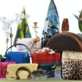 luxury goods sale