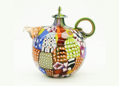Richard Marquis: master of murrine teapots