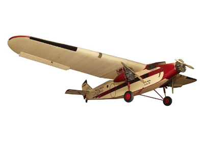 Model airplanes let imaginations fly