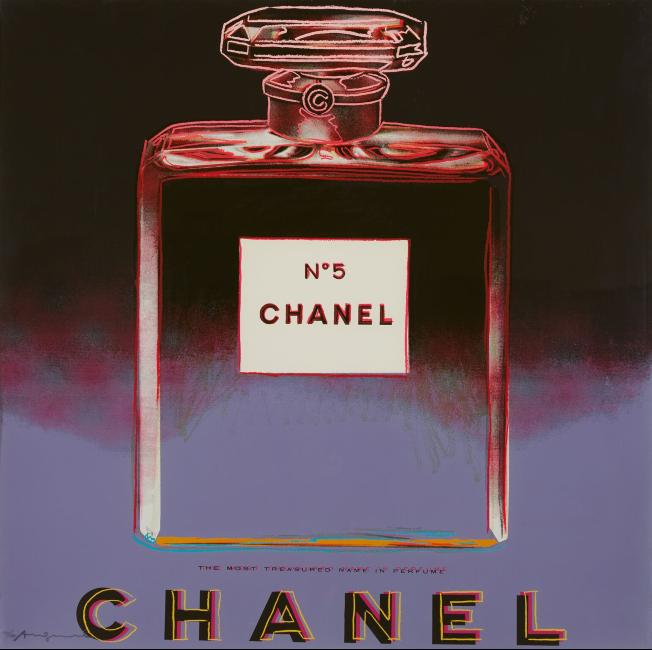 'Chanel' print