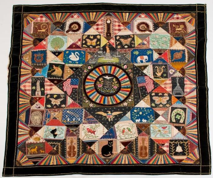 Commemorative quilts