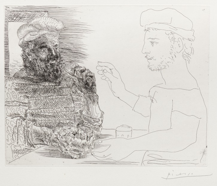 Hindman auction focuses on prints