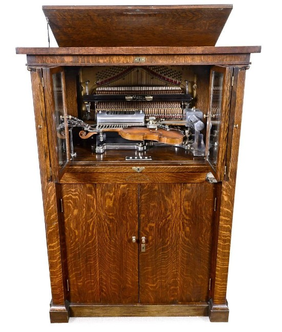 Early music machines