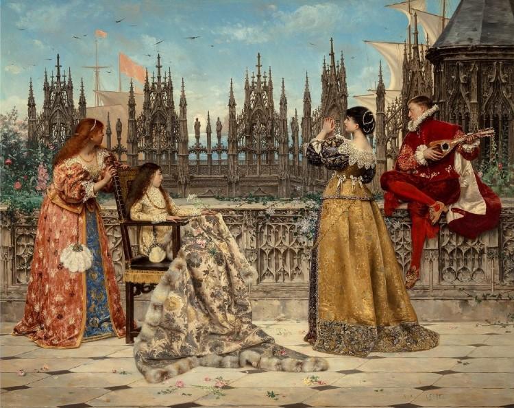 European art sale