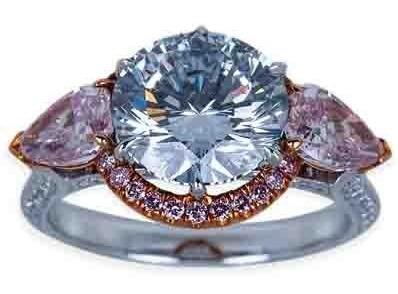 exquisite diamond jewelry