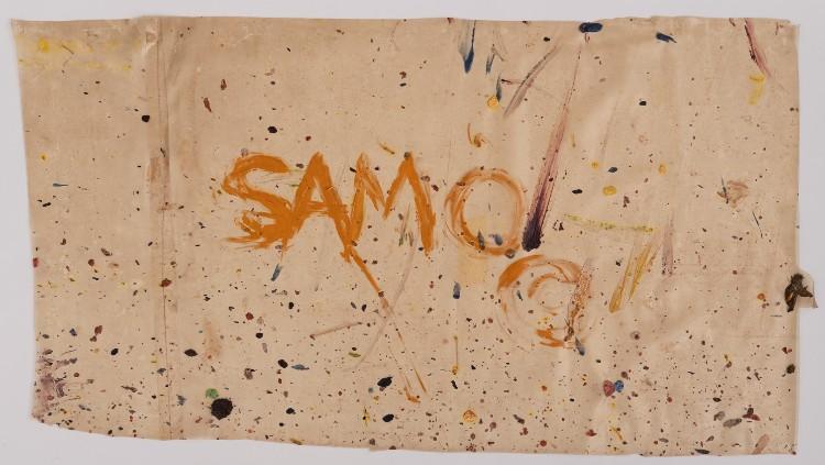 Basquiat canvas