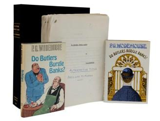 P.G. Wodehouse items attract new bidders to Freeman's