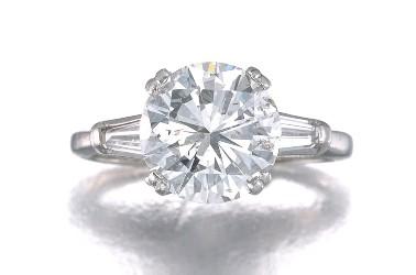 Diamonds top Moran's Jewelry & Luxury auction