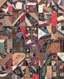 Commemorative quilts: stitching history