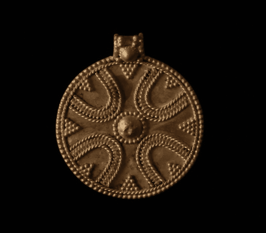ancient weapons coins jewelry