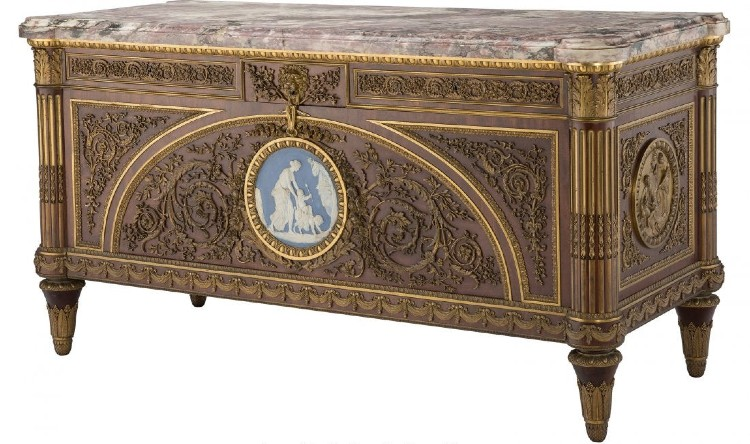 Rare French commode