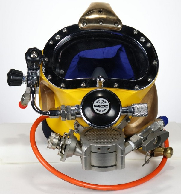 Nation S Attic To Sell Early Navy Diving Helmet July 18