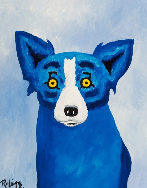 Rodrigue's 'Blue Dog'