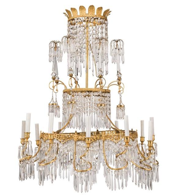 Christie's lighting auction