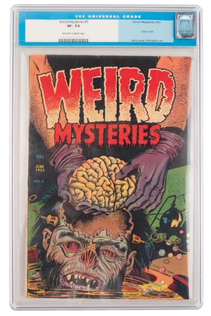 Pre-code comics