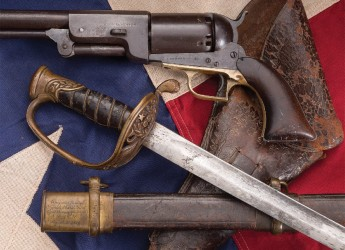 Famous folks' firearms top $21M at Rock Island Auction