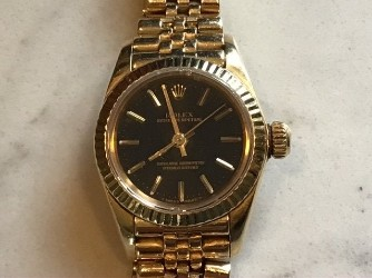 Rivich Auction features Rolex watch, Calder print June 18