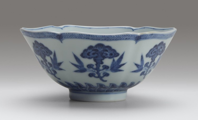 Imperial porcelains