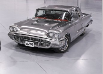 Stainless steel cars to be auctioned Labor Day weekend