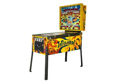 The machines behind pinball wizards
