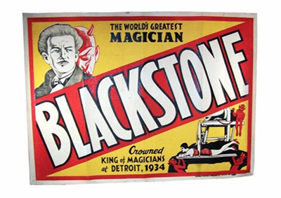 Magic posters: spell-binding advertising