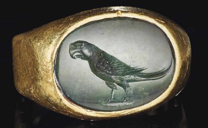 Roman engraved gem