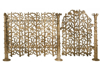 Garden gates open to personal paradise