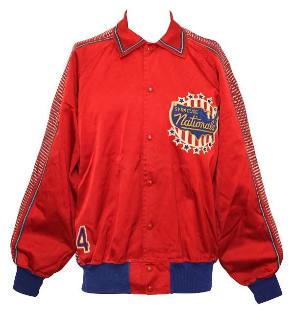 Joe Namath's rookie jersey