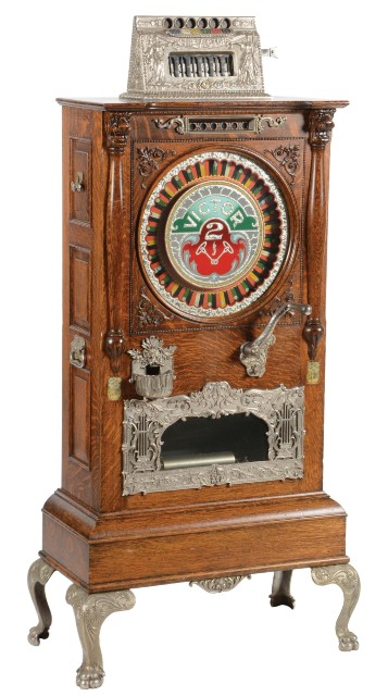 coin-op & antique advertising