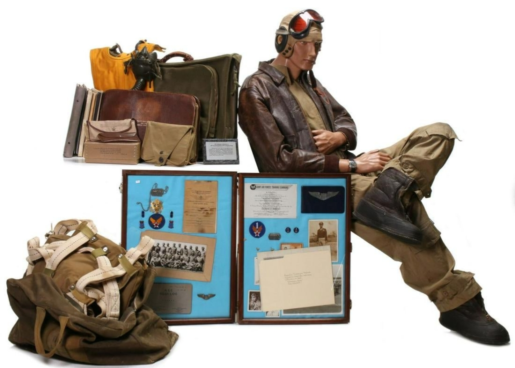 WWII military