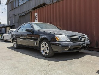 Worldwide to auction Mercedes-Benz cars, parts July 15