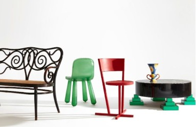 Stedelijk exhibition reviews 125 years of furniture design