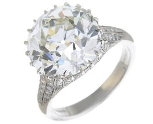 Huge diamonds highlight Fellows' jewelry sale July 23