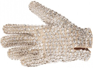 Michael Jackson's sequined glove to star at Heritage, Aug. 8-9