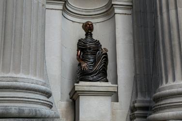 The Met acquires sculptures by Wangechi Mutu