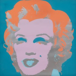 Warhol 'Marilyn' graces Vogt Galleries auction July 18