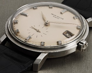 Rare Patek Philippe model leads Christie's watch sale Aug. 5