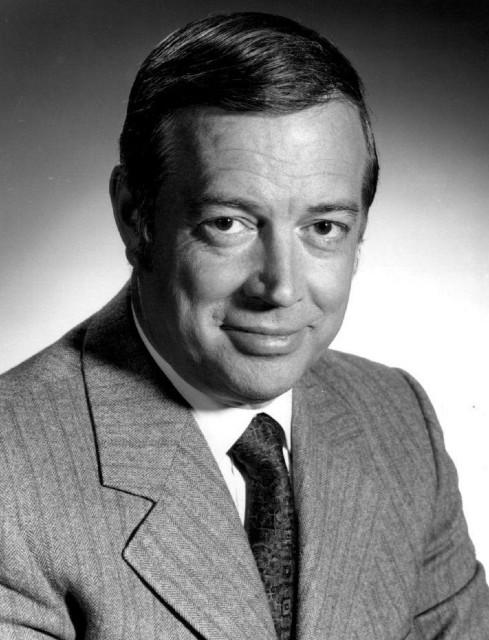 TV host Hugh Downs
