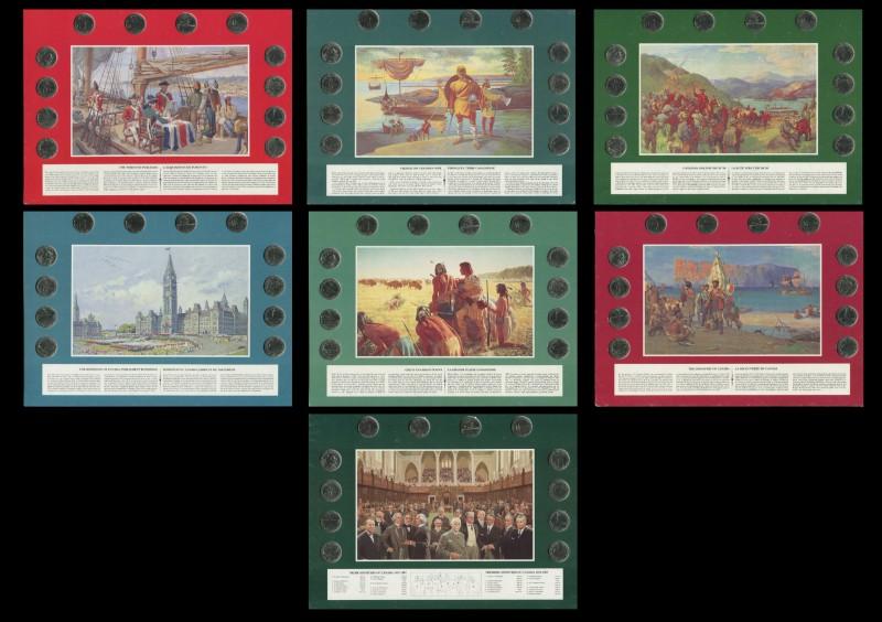 Oakwood mounts 2-day stamps