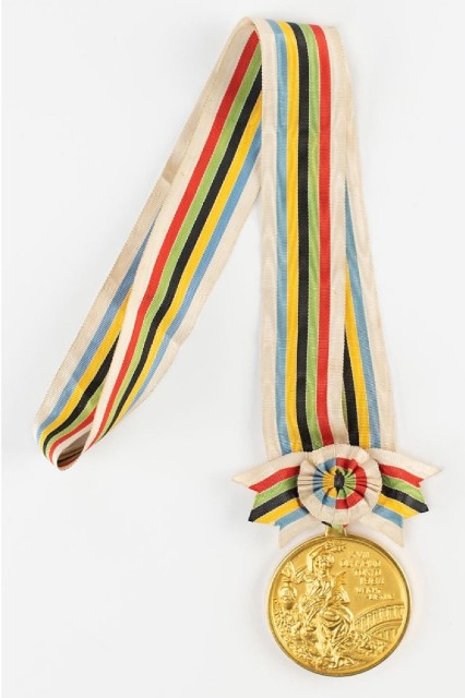 Mexico City Olympic torch