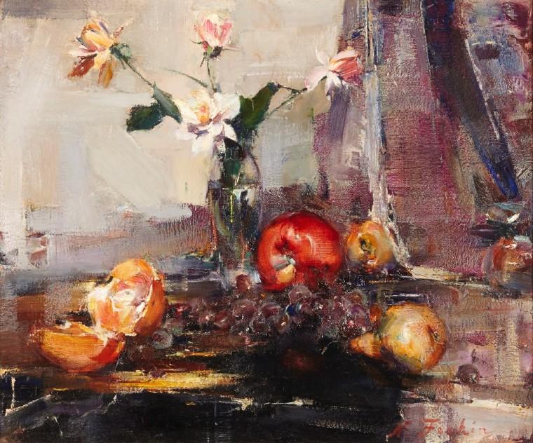 Nicolai Fechin painting