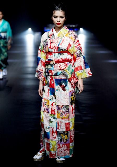 Yoshiki 'Kimono' exhibition
