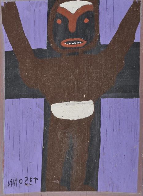 self-taught folk art