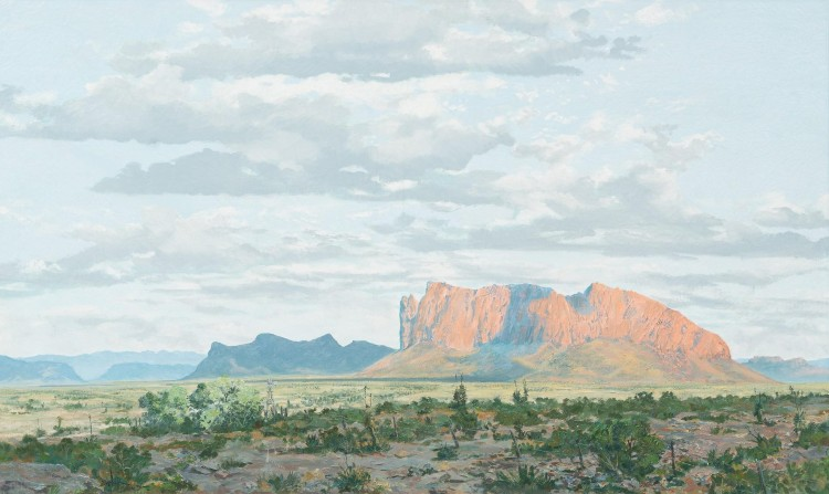 Western & Texas arts