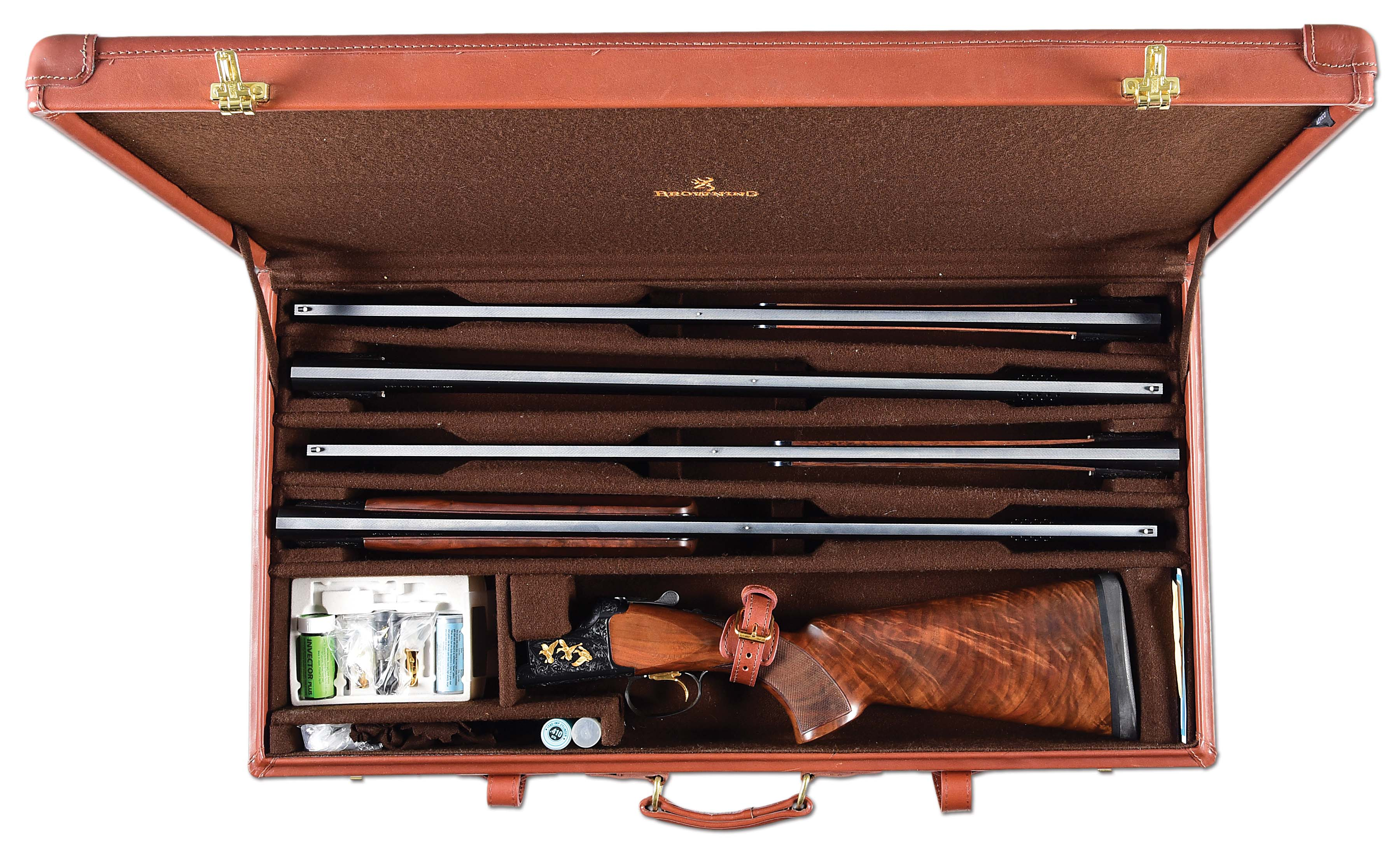 Morphy's to unleash 2,100 high-powered lots at Aug. 11-13 Firearms Auction