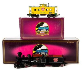 Turner Auctions selling single-owner train collection Sept. 12