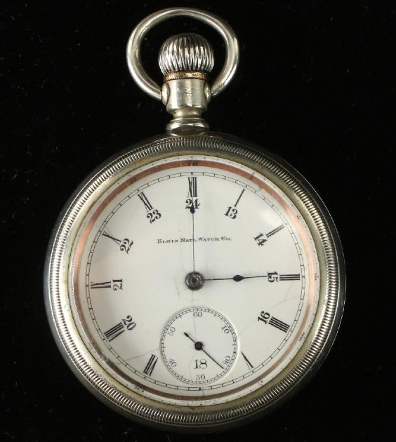 famous for pocket watches
