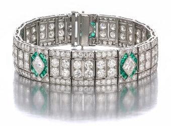 Jewels, coins, luxury items comprise Moran's sale Sept. 15