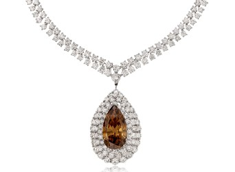 Spectacular diamonds put the sparkle in Christie's sale Aug. 27