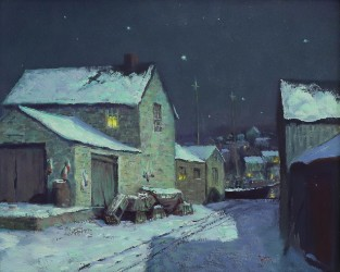 George Sotter painting sells for $60K at Alderfer Auction